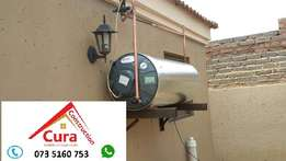 Cura plumbers and Home Improvements 24/7 call
