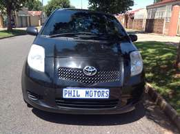2008 Toyota Yaris T3, mileage 104000 for sale in good condition
