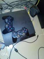 Ps3 with 2 pads