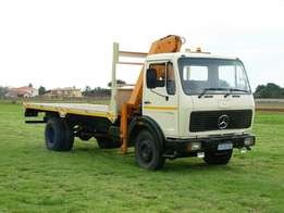 Crane Truck / Truck For Hire