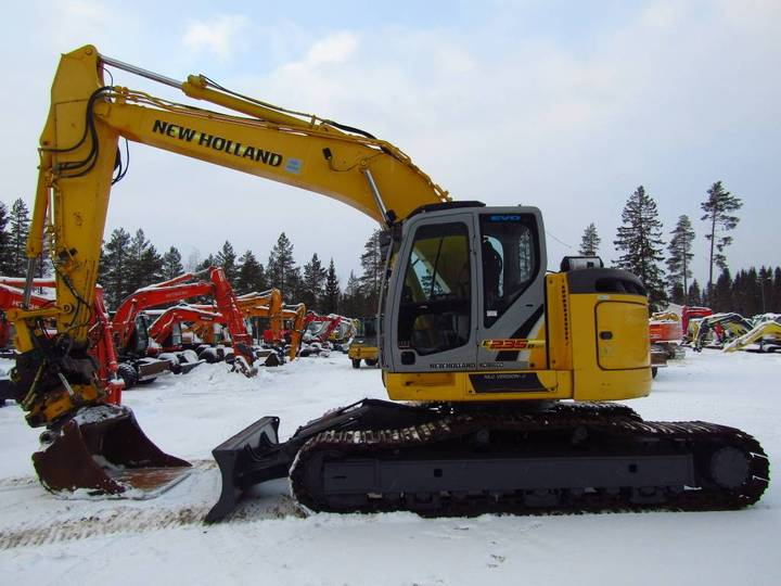 New Holland Myyty! Sold! E235bsrlc Proboengcon - 2010