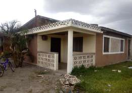 3 Bedrooms House at Kiwalani near JNI Airport