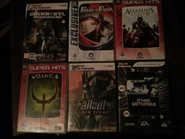 26 pc games for sale R80each or R900 for all Heidelberg - image 5