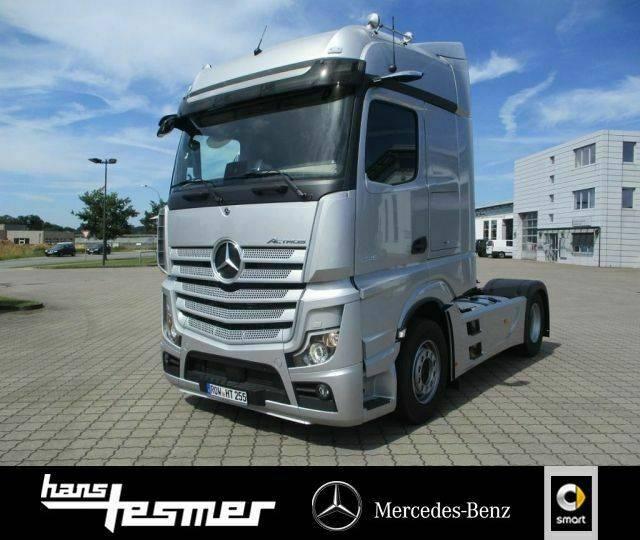 Mercedes-Benz Actros 1848 LS - BigSpace! Active Drive! Mirror! - 2019