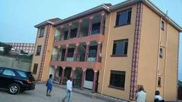 Two bedrooms for rent in kyambogo
