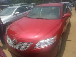 Tincan cleared tokunbo toyota camry 2008 leather seat