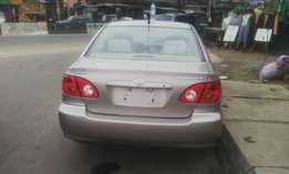 Very clean 2004 Toyota corolla for sale