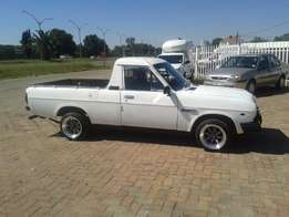 2006 Nissan 1400 For Sale R27000 Is Available