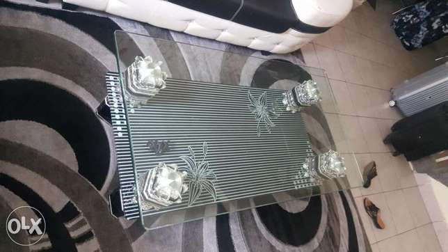 Classic glass table South 'C' - image 2