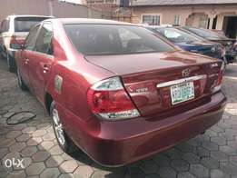 ADORABLE MOTORS: A Toks standard 05 Toyota Camry