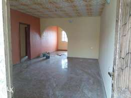 Brand new 2bedroom flat up with 3toilets at Fidelity isheri lasu road.