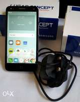 Mint Alcatel Pop 4 (5) with Charger