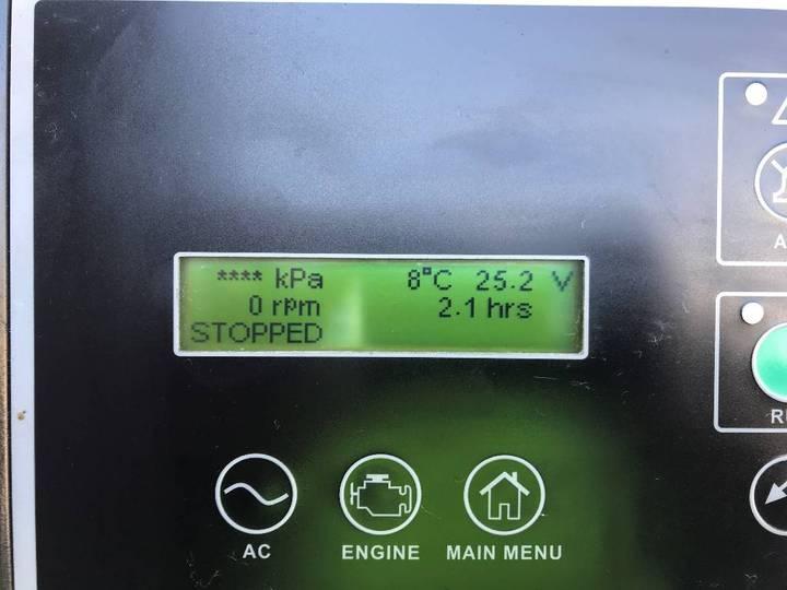Caterpillar 3516B - 2.250 kVA Generator - DPX-25033 - 2014 - image 7