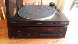 Pioneer Cd Player & Turntable (selling for spares) –R750 read more see