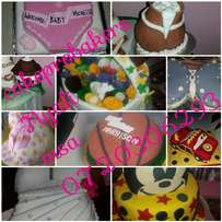 Cake baking and Decoration courses