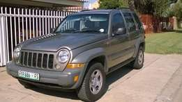 2006 Jeep Cherokee CRD Auoto For Sale