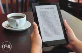 EBooks business