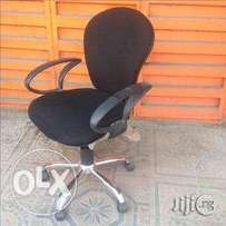 Elegant Fabric Office Chair (0087)