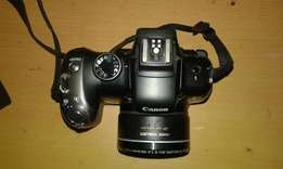 Canon camera  powershot SX 20 is
