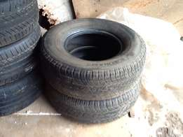 Tyres For 4+4'