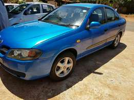 Nissan Almera 1.6i - A/C and Mags