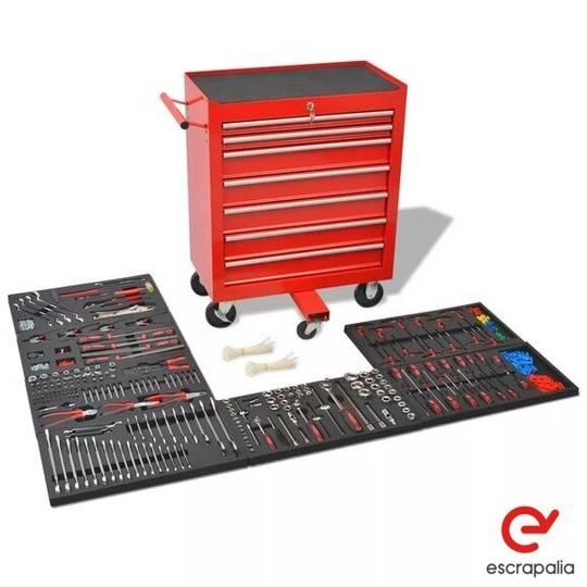 Sale carro metálico de herramientas 1225 piezas automotive tool