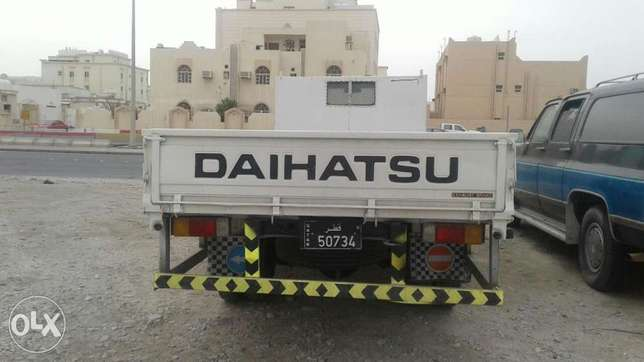 Daihatsu delta truck for sale 2009 model