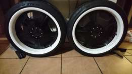 17 inch 4x100 pcd wheels for sale