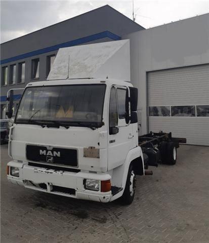 MAN L2000 - 1995