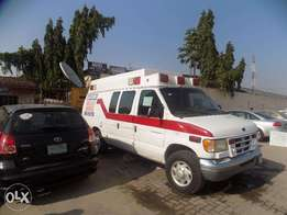 Fairly Used Ambulance in Good Condition