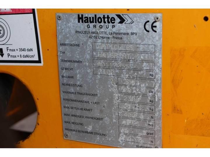 Haulotte HA16PXNT - 2007 - image 6