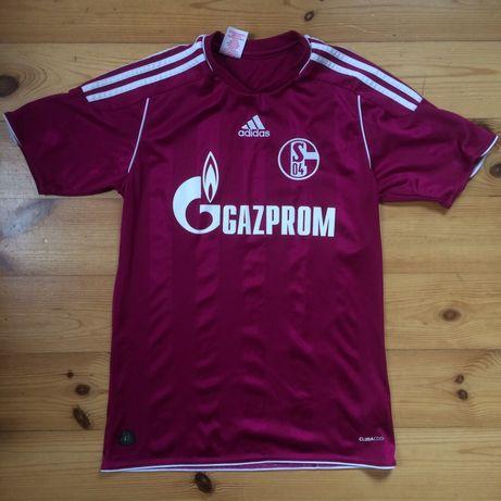 Adidas różowa koszulka Schalke Częstochowa Północ • OLX.pl