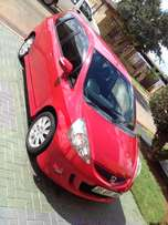 2007 Honda Jazz 1.5EX VTec Red