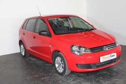 2015 Volkswagen Polo Vivo Hatch 1.4 Conceptline