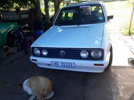 2002 Golf for sale or swop