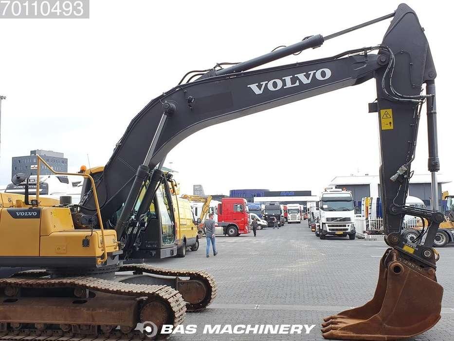 Volvo EC250 D L Form first owner - 2012 - image 7