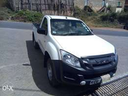 Isuzu D-Max High rider Single Cabin.
