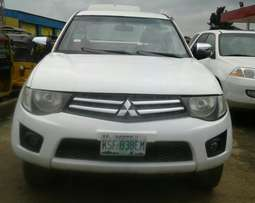 Registered Mirsubishi L200, Diesel Engine, 4 Doors, Auxiluary, Ac