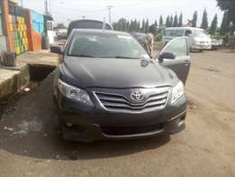 Clean Tokunbo 2010 Toyota Camry Sport