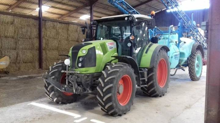 Claas arion 460 - 2015 - image 2