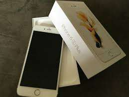 Brand new gold apple Iphone 6s plus for sale
