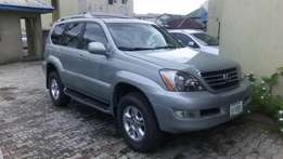Very sweet, neat and well maintained Lexus GX470 for sale
