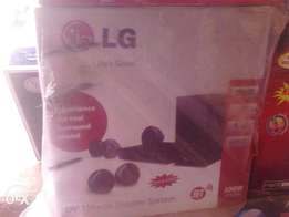 LG HOME THEATRE with Bluetooth
