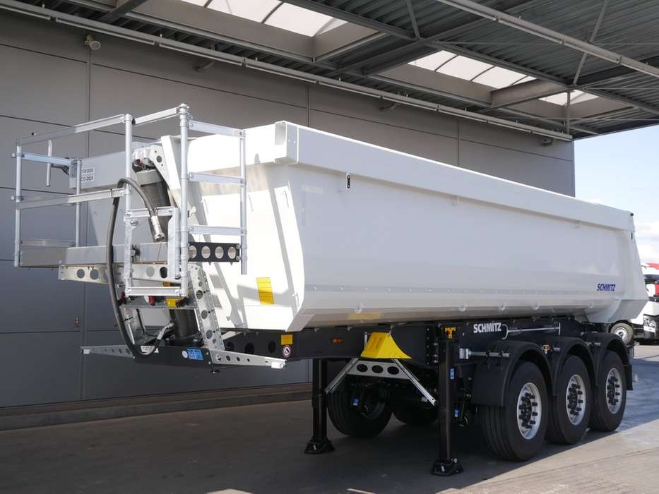 Schmitz Cargobull Kipper 24m3 / Leasing - 2018