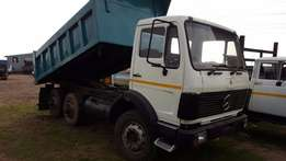 6m3 and 10 m3 Tipper Trucks for sale from R200 000
