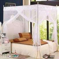 Staight mosquito net