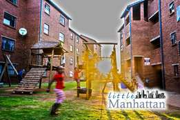 2bedroom flat to rent in Little Manhattan for R5 200