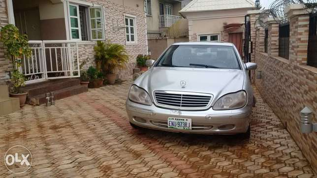sweet and smooth Mercedes-Benz S350 4matic for sale Katampe - image 1