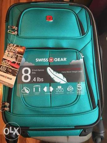 Swiss Gear 6283 Original at 50% OFF (Only One bag available)