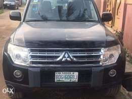 Almost New 2013 Mitsubishi Pajero Jeep ( Bank Purchased Brand New(AGM